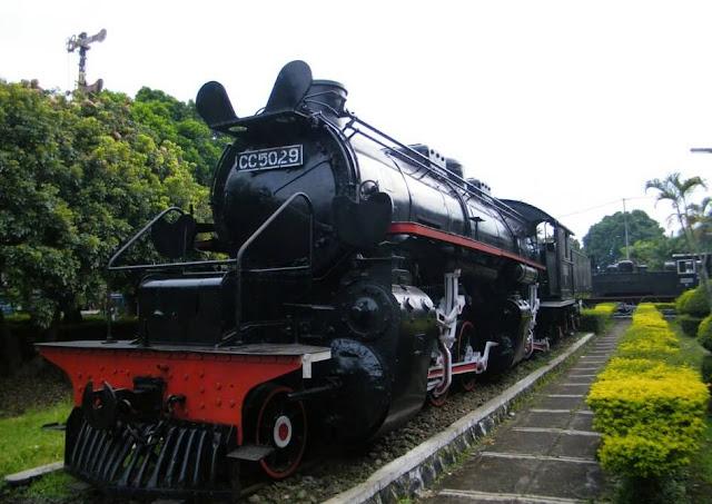 Tempat Wisata Hits Museum Kereta Api Ambarawa