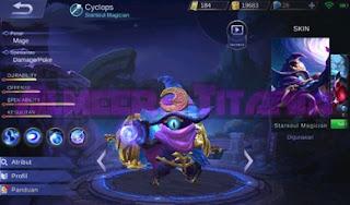 Gear Cyclops Mematikan Terbaru