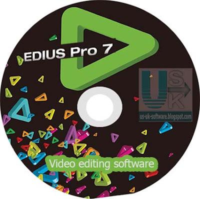 EDIUS Pro v7.50 x64 Video Editing Program or movie maker Full Version Download