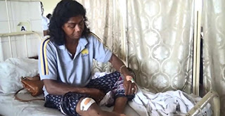 "Lanka-Cyber-News-""He-said-knee-down-and-then-he-hit-me""-Susanthika-speaks-about-assault-www.lankacybernews.com"