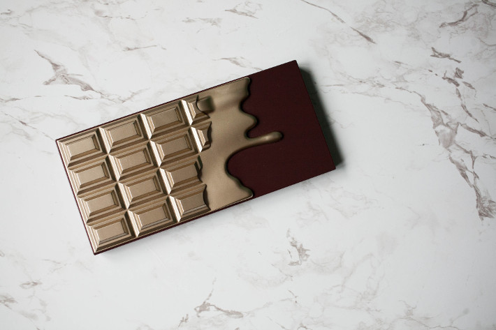 I heart makeup chocolate palette review