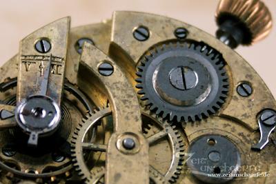 Gedanken zum Thema Steampunk und Zahnräder | Uhrwerk | www.zeitunschaerfe.de