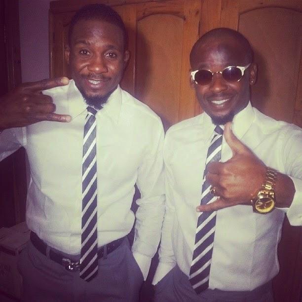 Junior Pope Odonwodo's Wedding Pictures: Nollywood Actor