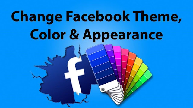 Change Facebook theme