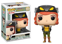Pop! Heroes: DC Bombshells Serie 2 Hawkgirl