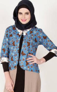model baju muslim modern tanah abang