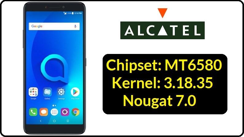 MTK-65XX Custom Rom: [MT6580] Alcatel ROM for MT6580 Kernel 3 18 35
