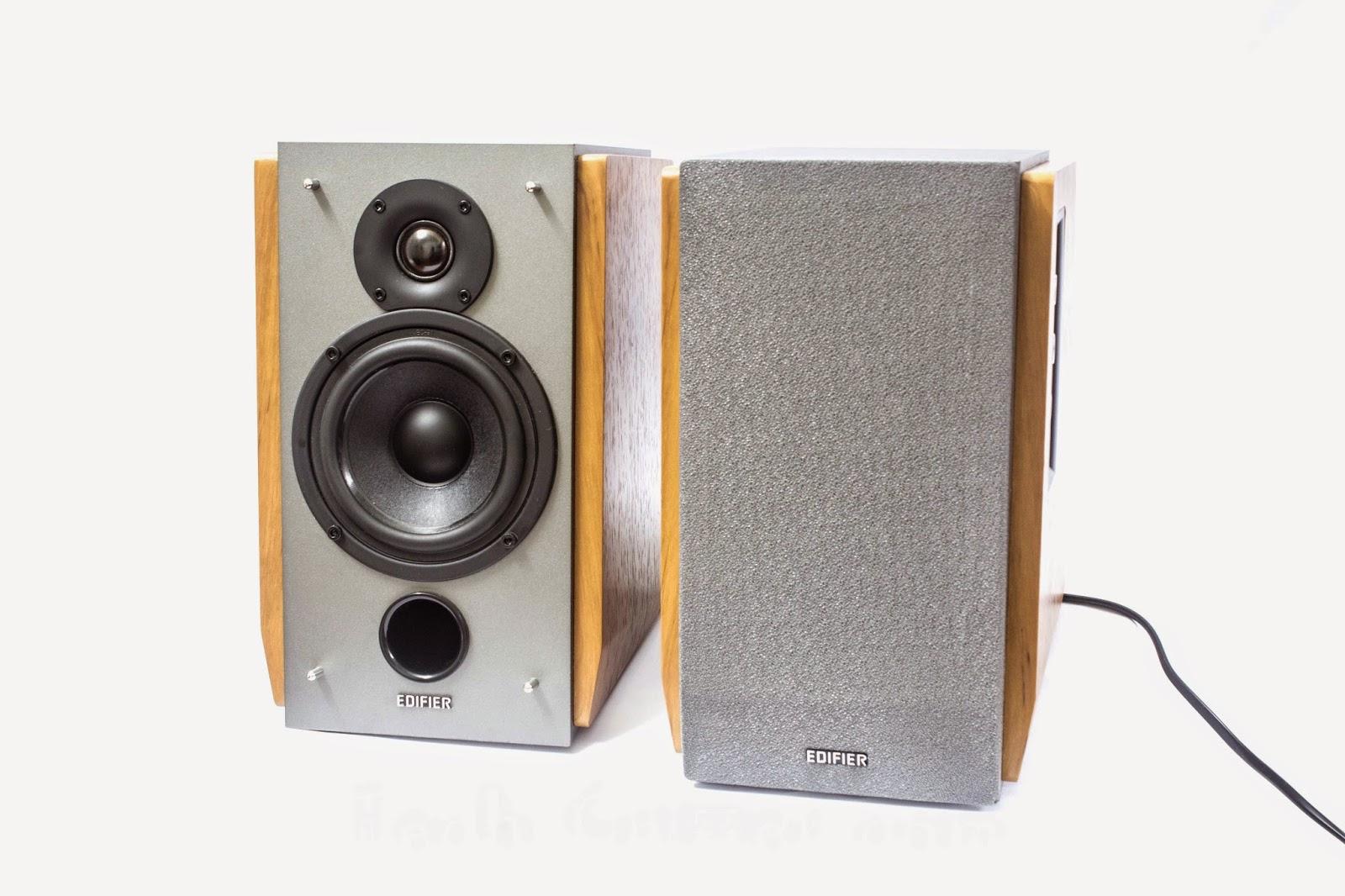 Quick Review: Edifier Studio R1600T III 2.0 Speaker System 25