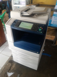 Mesin Fotocopy Printer warna A3+ Murah