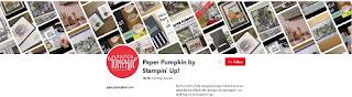 Link to Paper Pumpkin Pinterest Boards