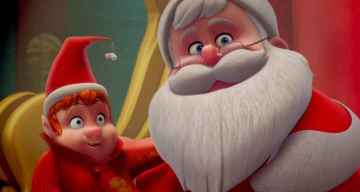 Download Saving Santa English Film Short Size Compressed Movie For PC Single Resumable Links