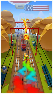 Subway Surfers: Washington, D.C. Apk v1.63.1 Mod (Unlimited Coins/Keys)