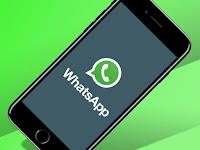 Transaksi pulsa lewat WhatsApp