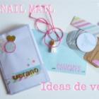 http://www.patypeando.com/2017/06/Scrap-para-principiantes-ideas-snail-mail.html