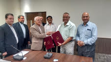 Jamia Millia sings MoU with Payame Noor University of Islamic Republic of Iran