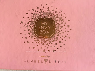 beauty subscription box india, my envy box, my envy box april 2016, review my envy box, bipasha basu