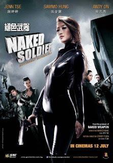 Sát Thủ Gợi Cảm - Naked Soldier (2014) [HD-Vietsub+Thuyết minh]