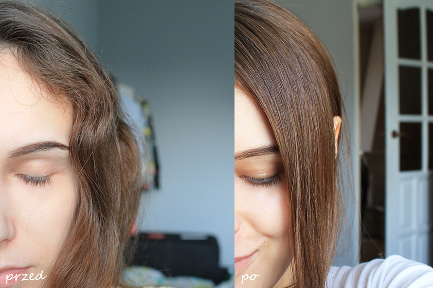 Trwałe prostowanie włosów w domu