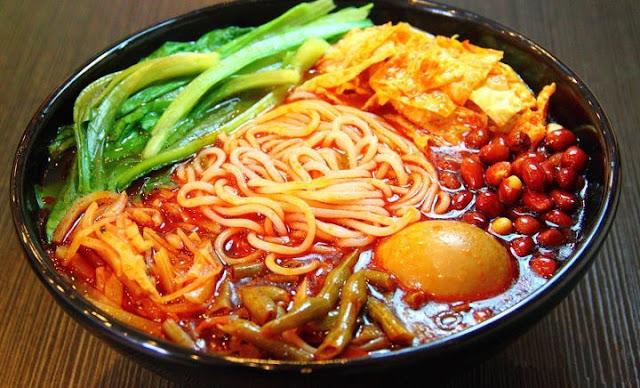 luosifen,snail noodles