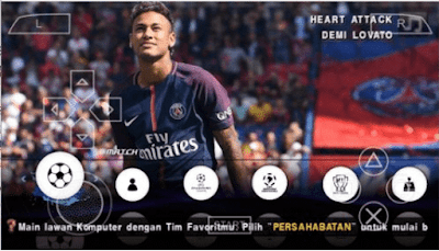 PES Jogress V3 PPSSPP ISO + Download Save Data 17/18 By Muhammad
