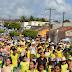 ROMARIA: Alunos das escolas de São Joaquim do Monte, fazem caminhada pedindo pela paz.