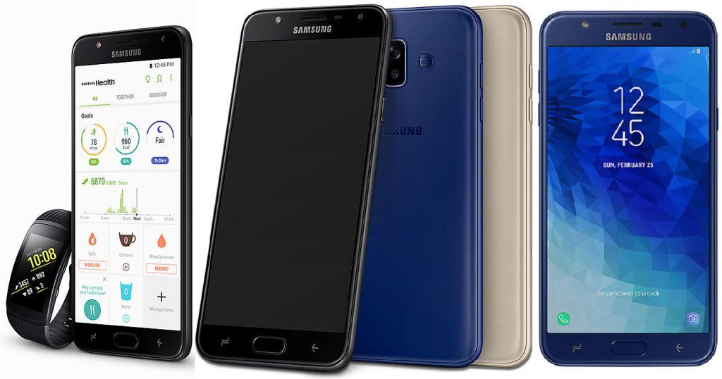 Galaxy J7 Duo SM-J720F Beserta Harga dan Spesifikasi (Fitur) Terbaru