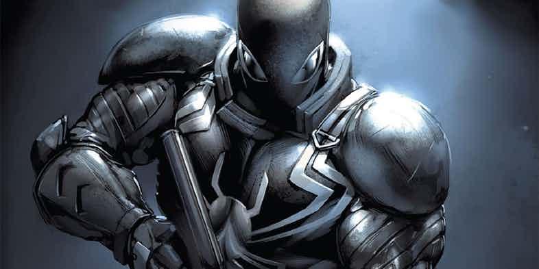 Venom : BTS Images Teases A Lethal Eddie Brock.