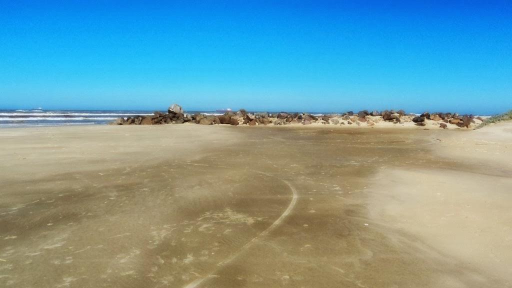 Os Molhes da Barra, em Tramandaí
