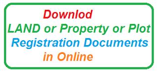 Download Land or plot or registration  documents in online image