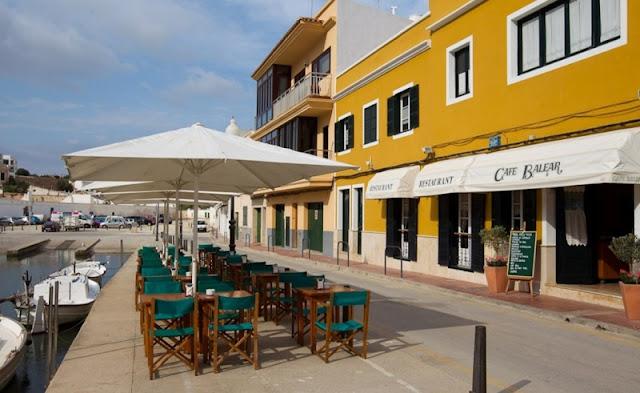 Café Balear em Menorca