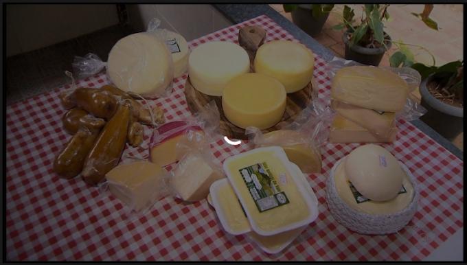 produção de queijo: Casal de Afonso Cláudio, ES