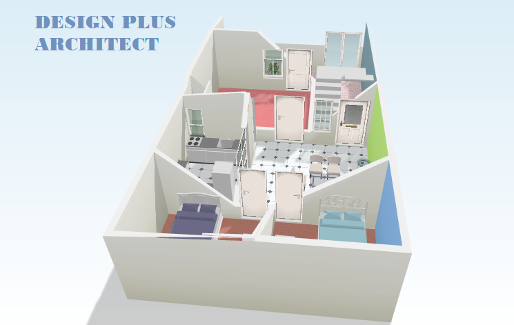3d home plan in pakistan