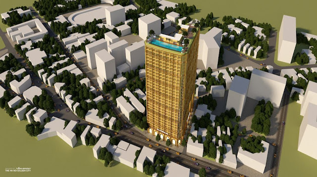 Chung cư Hà Nội Golden City