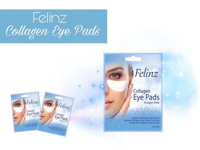 Review Felinz Collagen Eye Pads