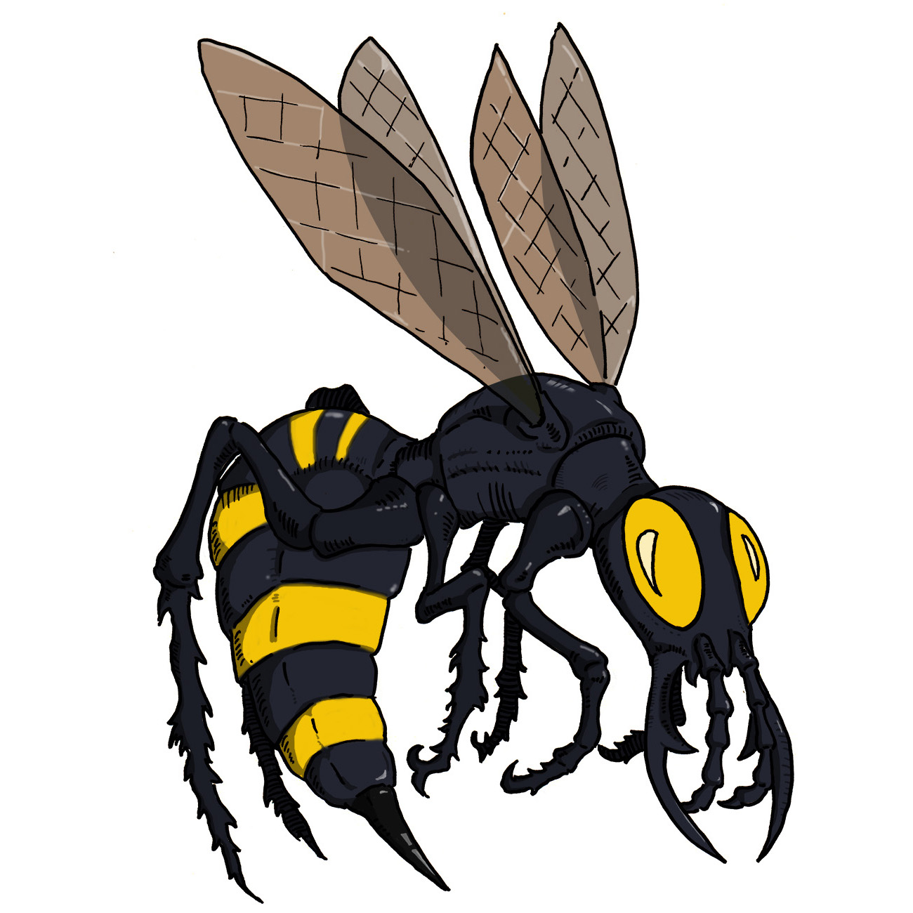 d d basic monsters giant wasp
