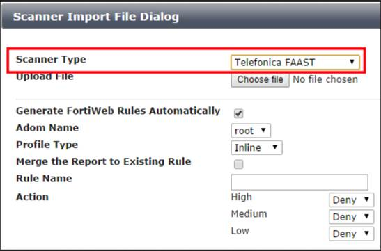 Novedades Principales de FortiWeb 5 5 3 | Blog Técnico FORTINET