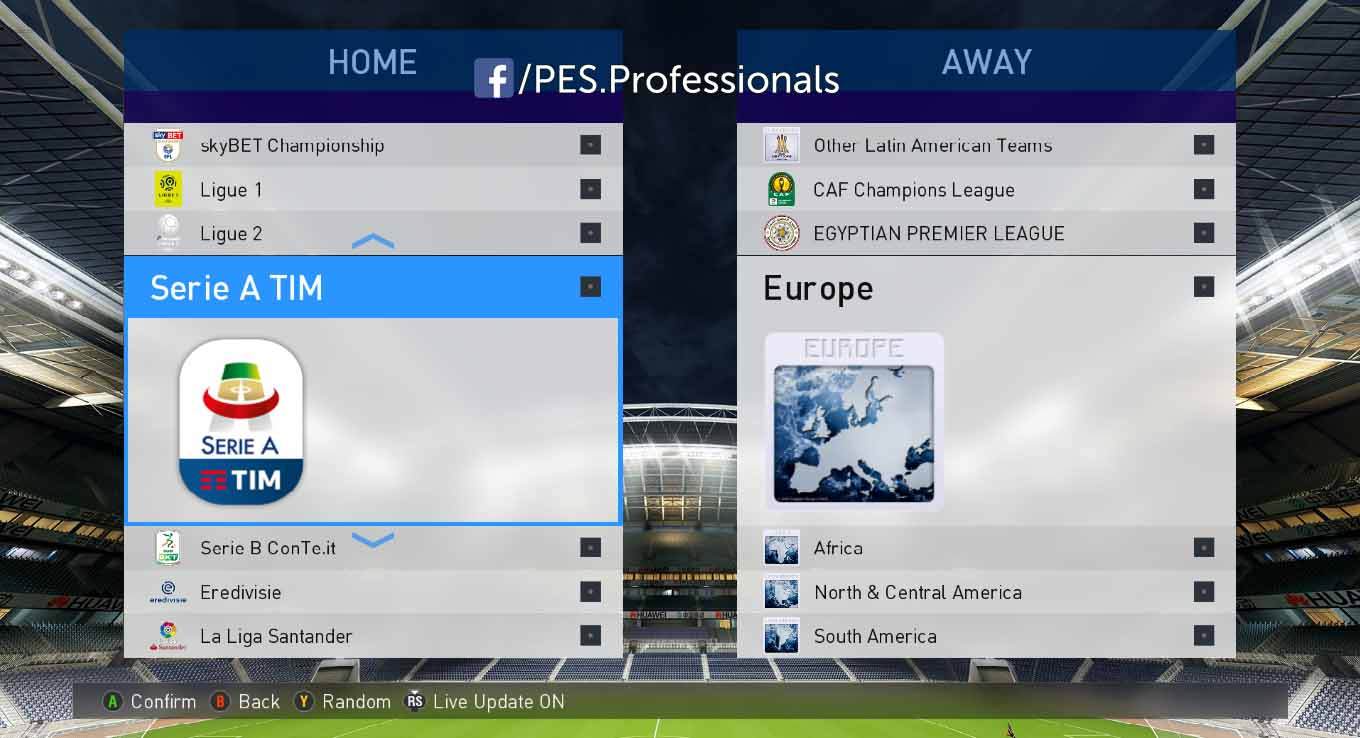 Pes 2017 Professionals Patch Update V51 Season 2018 2019 17 Bip Aio Beautiful Indonesia V5