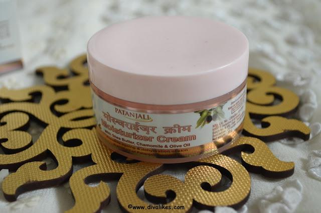 Patanjali Moisturizer Cream Review