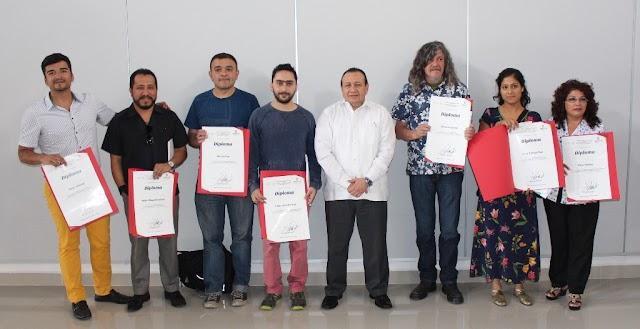Premian ganadores de VII Bienal Nacional de Artes Visuales Yucatán 2015