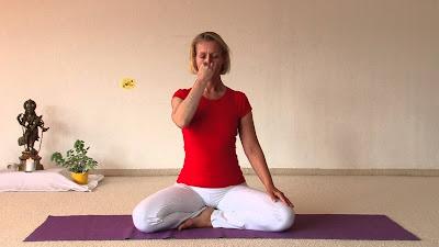 yoga techniques for you: Bhastrika Pranayama