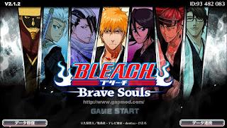 Bleach Brave Souls v2.1.2 Mod Apk Android