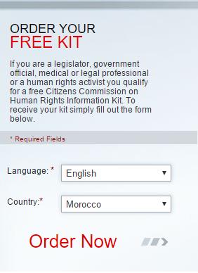 احصل على قرص DvD حول حقوق الإنسان مجانا إلى باب بيتك (وصل)
