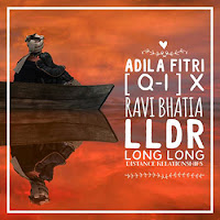Lirik Lagu Adila Fitri & Ravi Bhatia - LLDR (Long Long Distance Relationship)