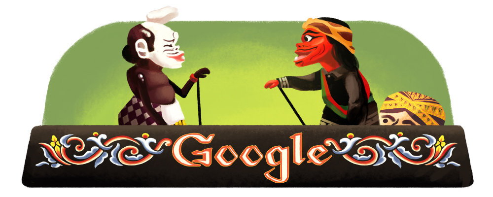 Google Doodle Rayakan HUT ke-61 Asep Sunandar