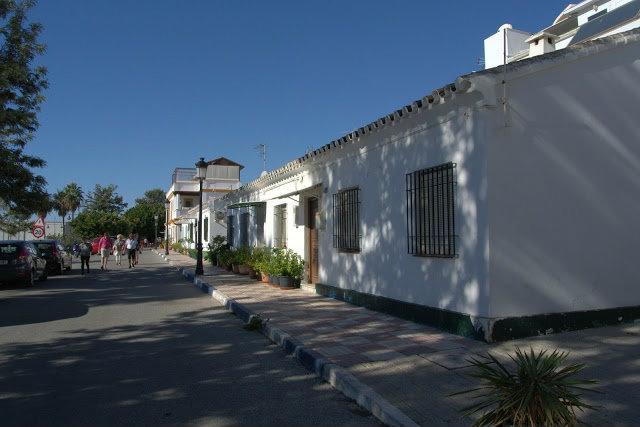 klimat Andaluzji Marbella