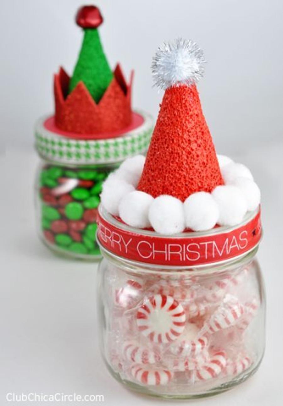 Lembrancinhas de Natal simples e baratas