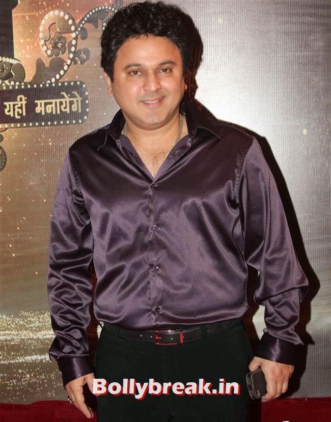 Ali Asgar, ITA Awards 2013 - Red Carpet Pics