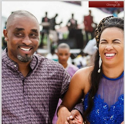 Image result for ibinabo and hubby
