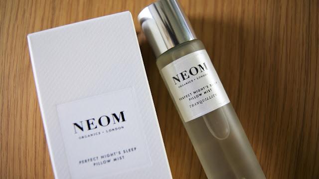 Neom Tranquillity Perfect Night's Sleep Pillow Mist