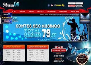 Pusat Judi Musimqq Bandar Sakong Dan Adu Q Juga Bandar Poker Online Terpercaya